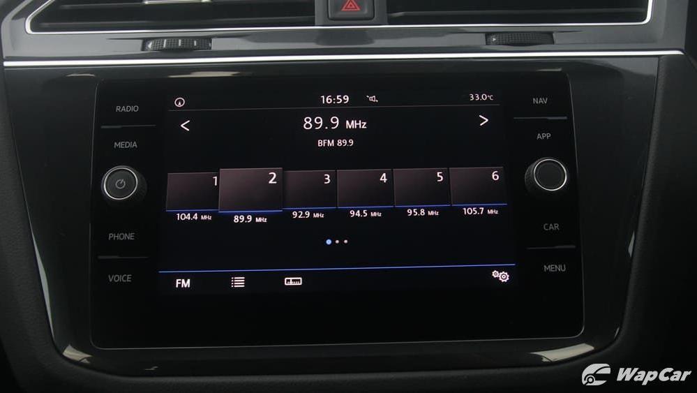 Volkswagen Tiguan 2019 Interior 021