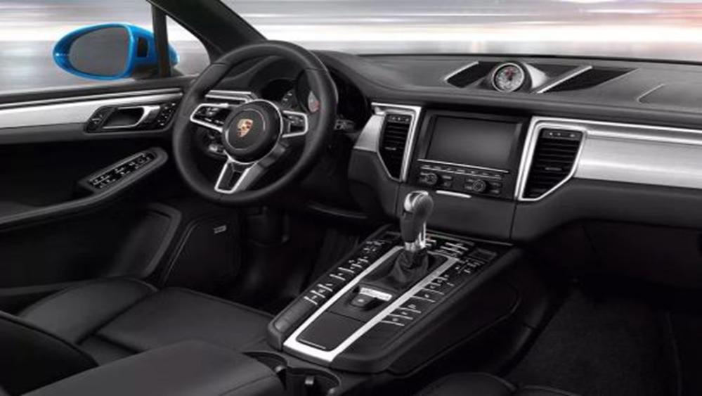 Porsche Macan 2019 Interior 002