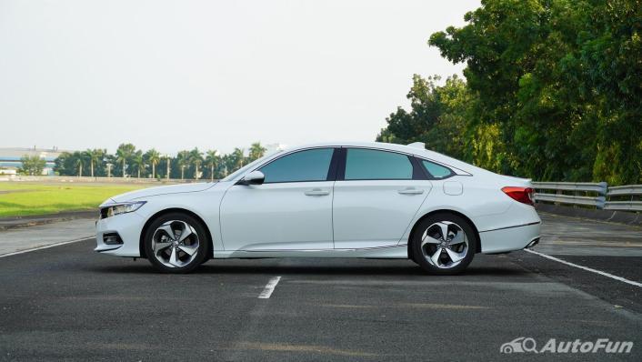 2021 Honda Accord 1.5L Exterior 006