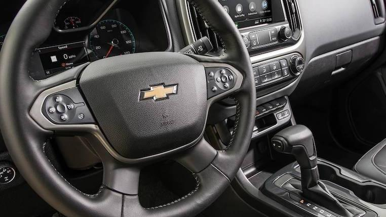 Chevrolet Colorado 2019 Interior 003