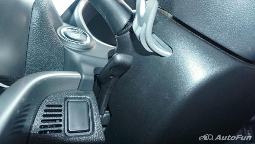 Mitsubishi Eclipse Cross 1.5L Interior 018
