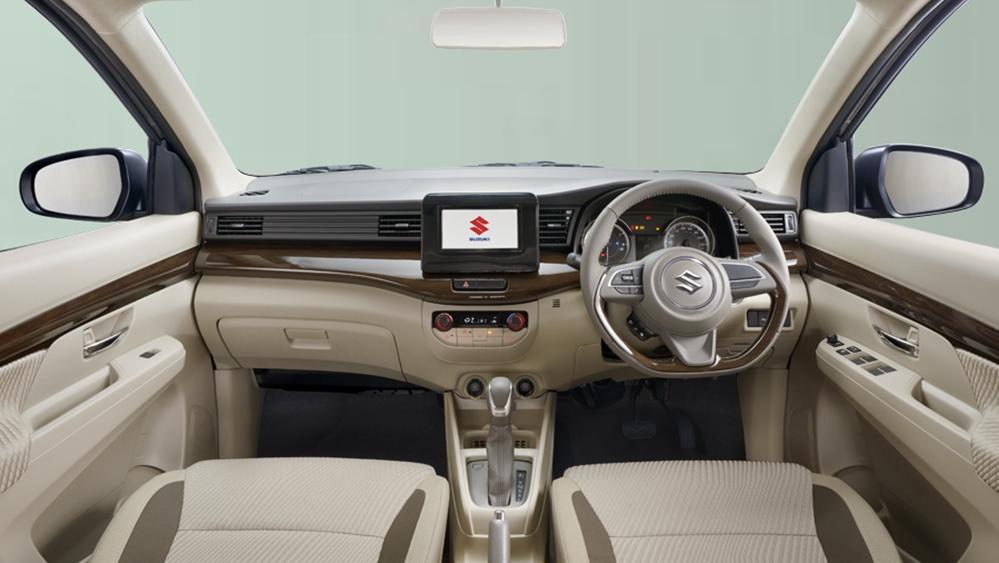 Suzuki Ertiga 2019 Interior 001