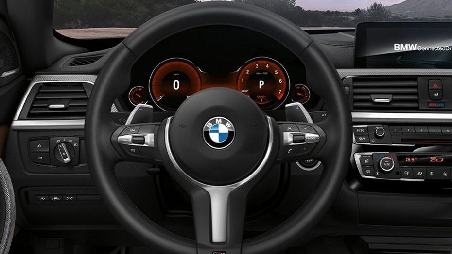 BMW 4 Series Coupe 2019 Interior 001