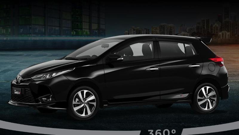 Budget di Bawah Rp300 Juta, Pilih Toyota Yaris GR Sport CVT atau Toyota Vios G CVT? 02