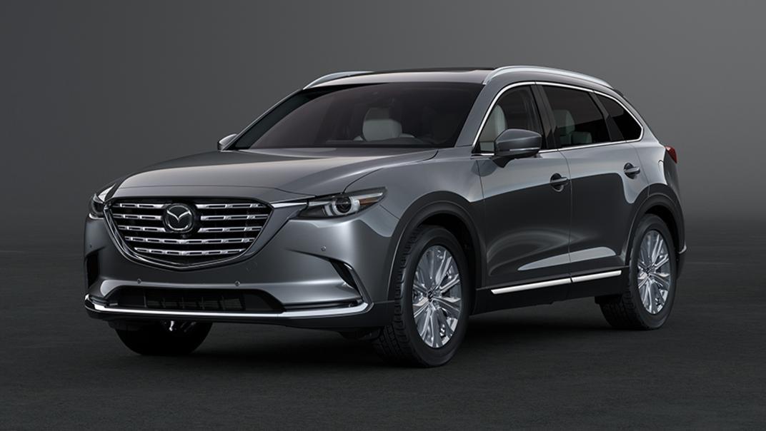 2021 Mazda CX 9 Exterior 001