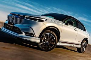 Honda HR-V 2022 Makin Ganteng Dengan Paket Aksesoris Mugen