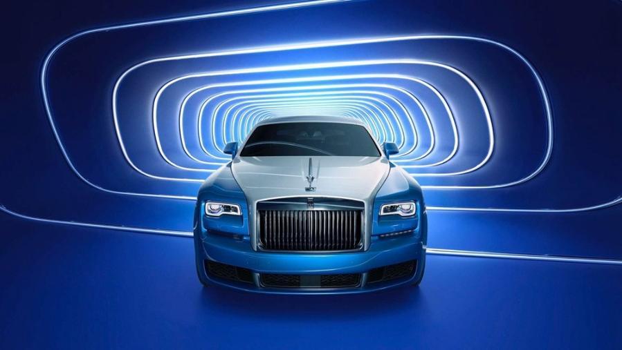 Rolls Royce Ghost 2019 Exterior 007
