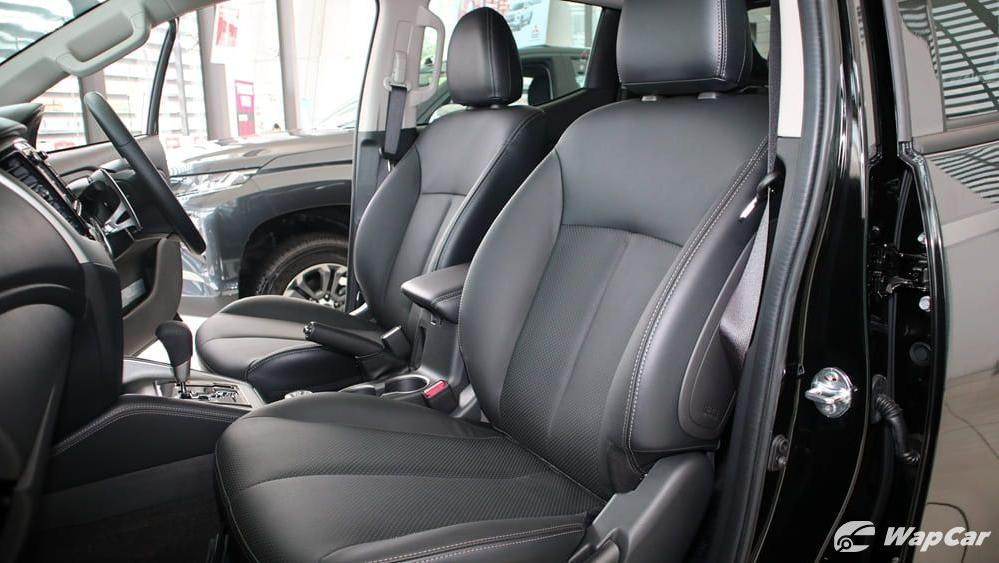 Mitsubishi Triton 2019 Interior 028