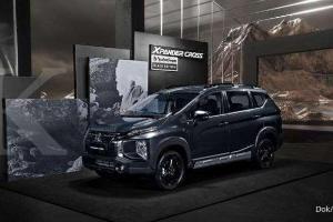 Dibuat Terbatas 500 Unit Saja, Apa Sih Beda Mitsubishi Xpander Cross Rockford Fosgate Black Editon