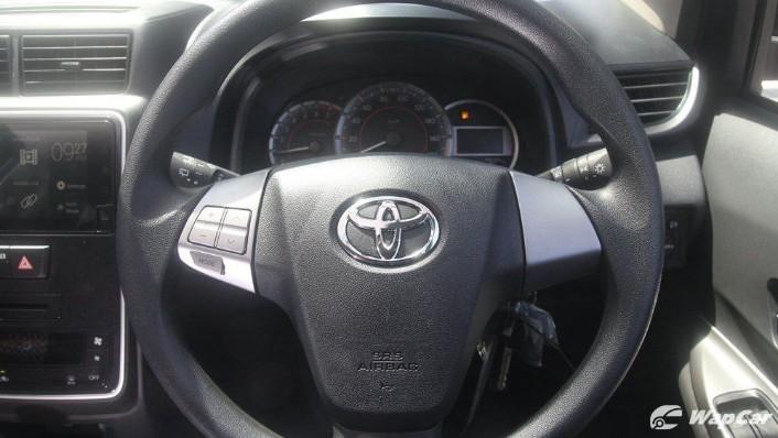 Toyota Avanza 2019 Interior 006