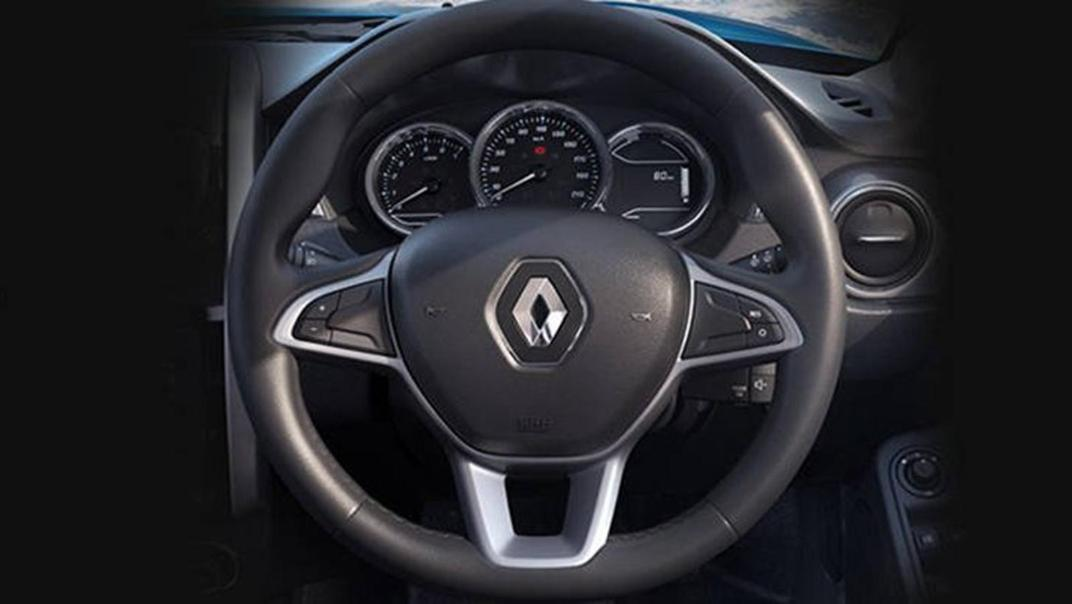 Renault Duster 2019 Interior 002