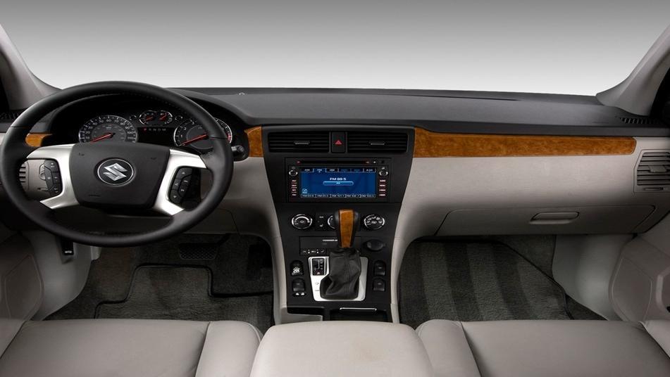 Suzuki XL7 2019 Interior 002