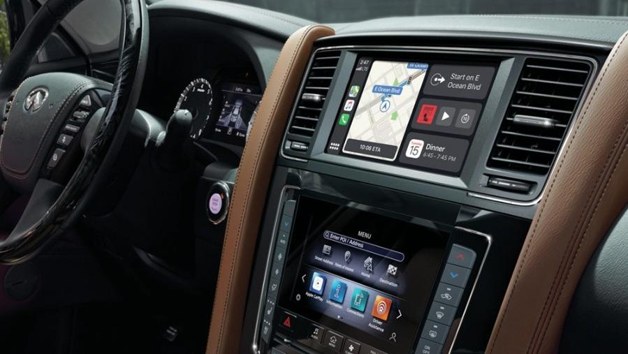 Jaguar XE 2019 Interior 014