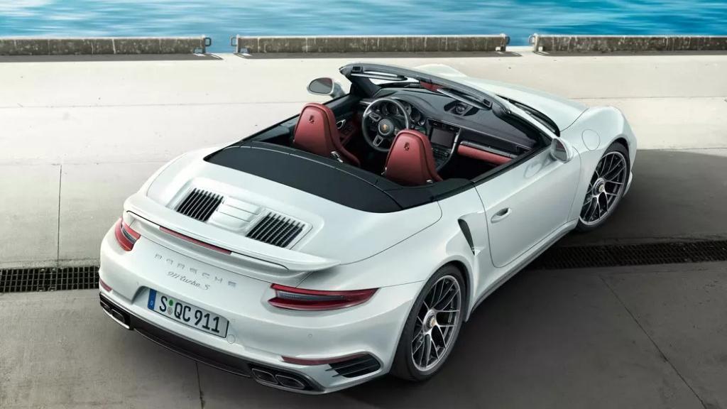 Porsche 911 2019 Exterior 033