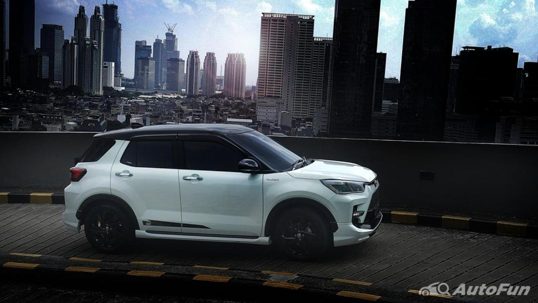 2021 Toyota Raize Exterior 049
