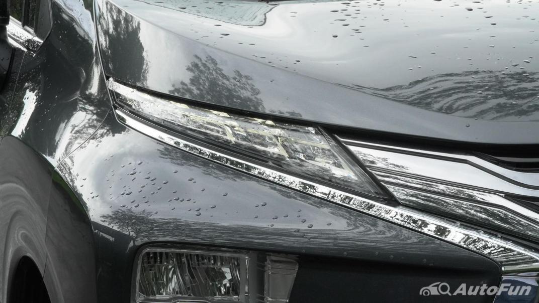 2020 Mitsubishi Xpander Ultimate A/T Exterior 016