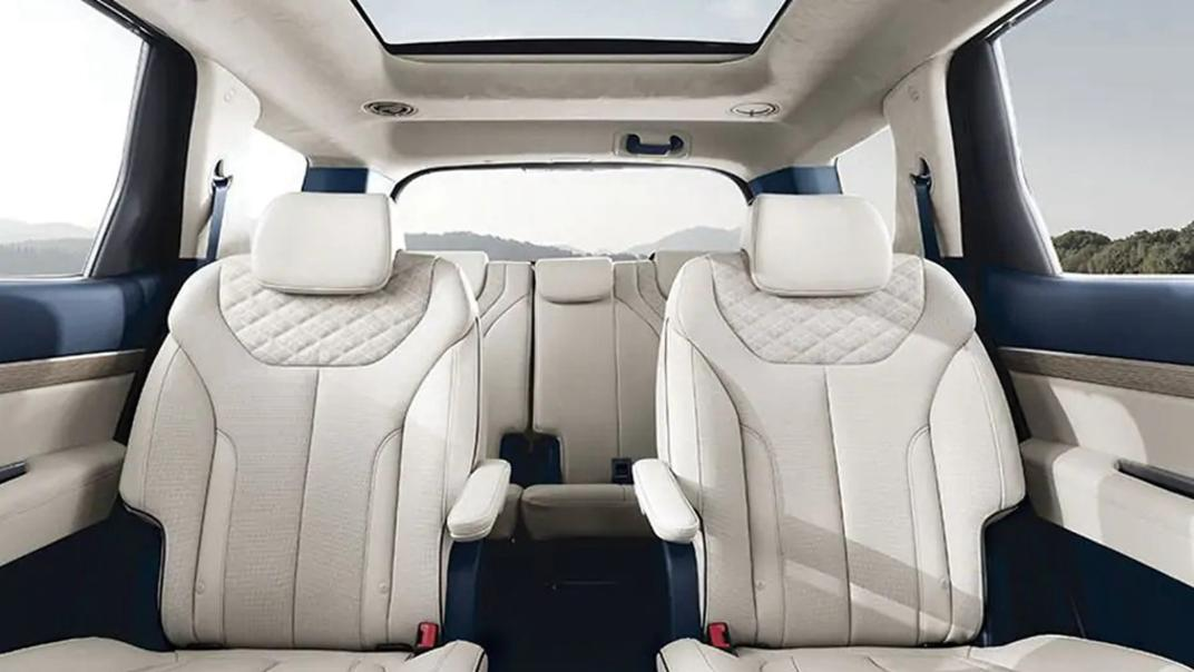 2021 Hyundai Palisade Interior 014