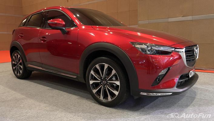 2021 Mazda CX-3 Exterior 005