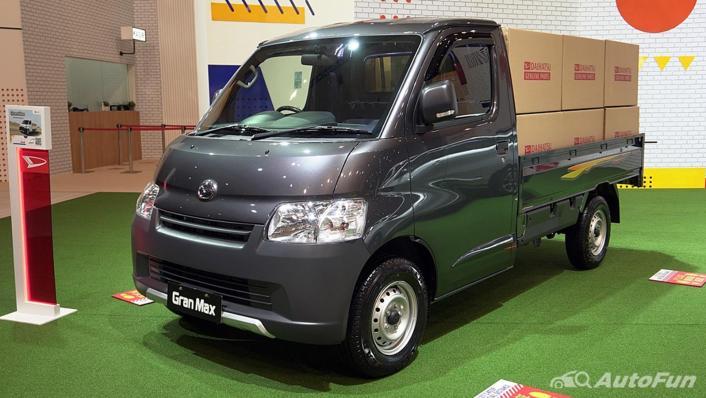 2021 Daihatsu Gran Max PU Exterior 001