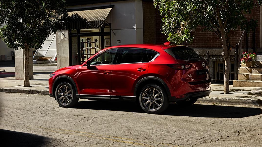 2021 Mazda CX 5 GT Exterior 006