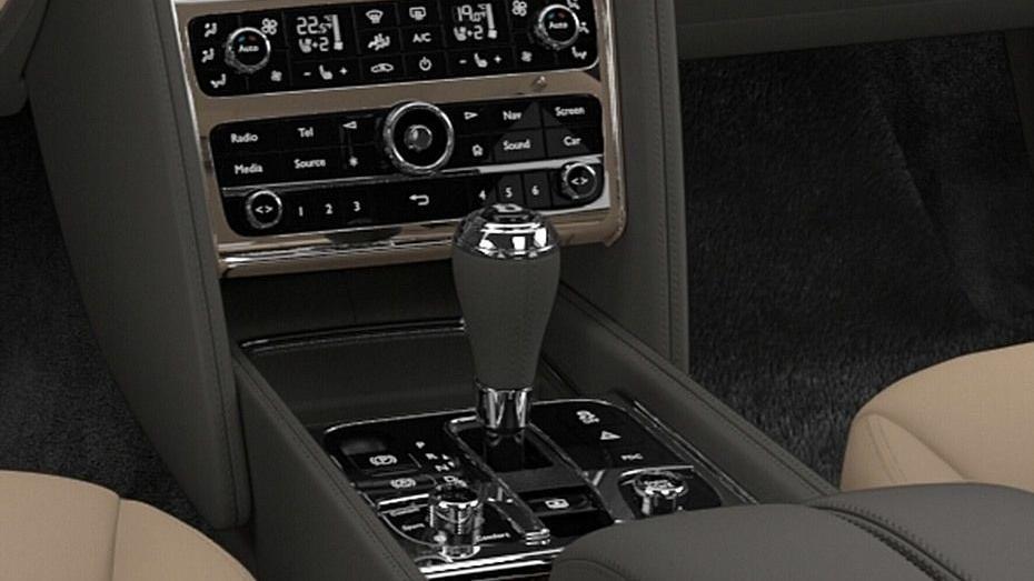 Bentley Mulsanne 2019 Interior 005