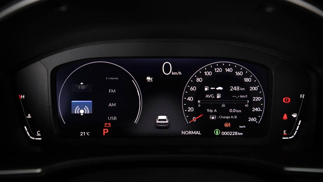 2022 Honda Civic Upcoming Version Interior 026