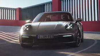 Porsche 911 2019 Exterior 044