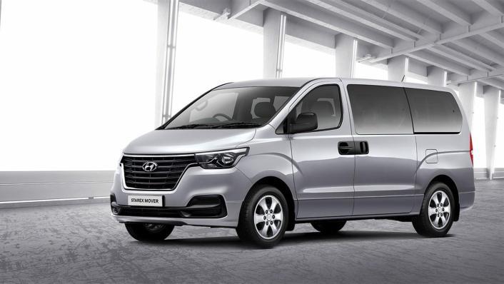 Hyundai Starex 2019 Exterior 002