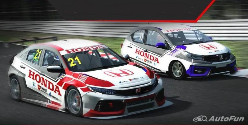 Honda Racing Simulator Championship 2021 -1