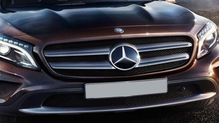 Mercedes-Benz GLA-Class 2019 Exterior 008