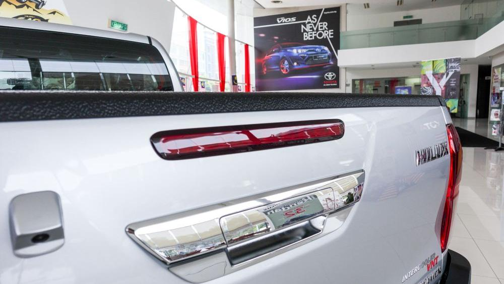 Toyota Hilux 2019 Exterior 016