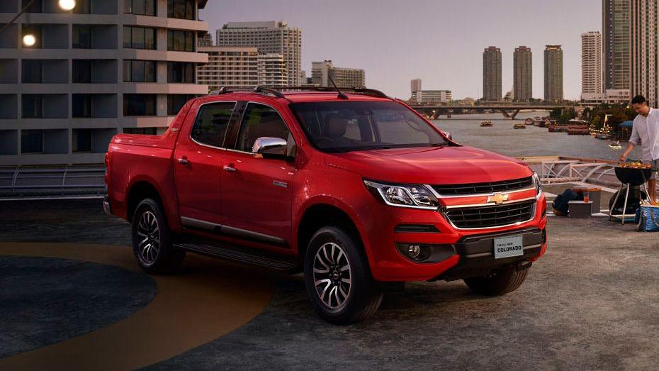 Chevrolet Colorado 2019 Exterior 022