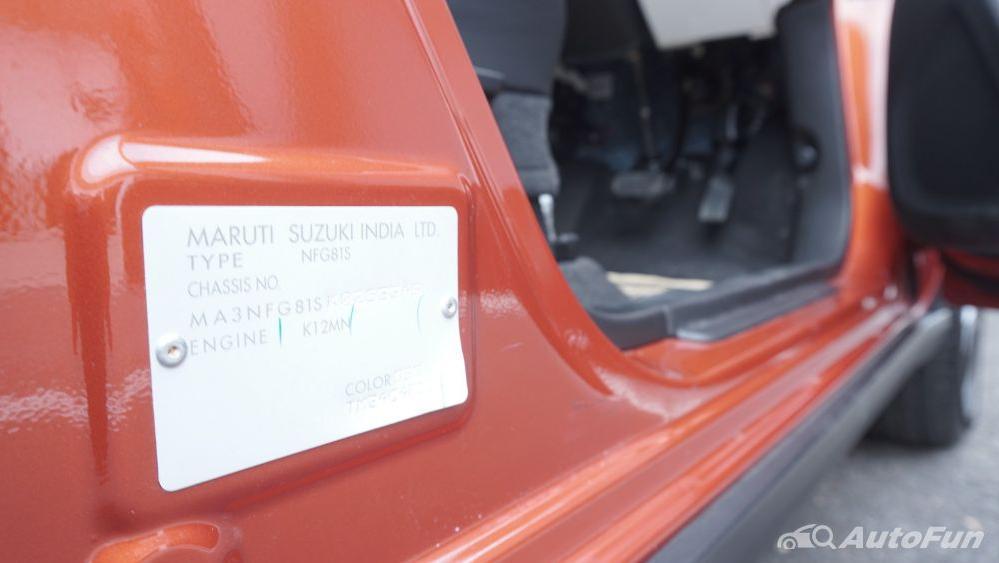 Suzuki Ignis GX AGS Exterior 038