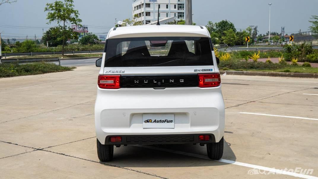 2021 Wuling Mini EV Upcoming Version Exterior 006