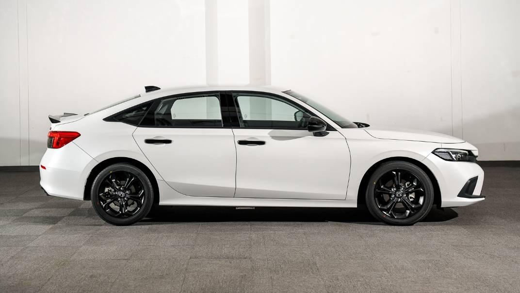 2022 Honda Civic Upcoming Version Exterior 004