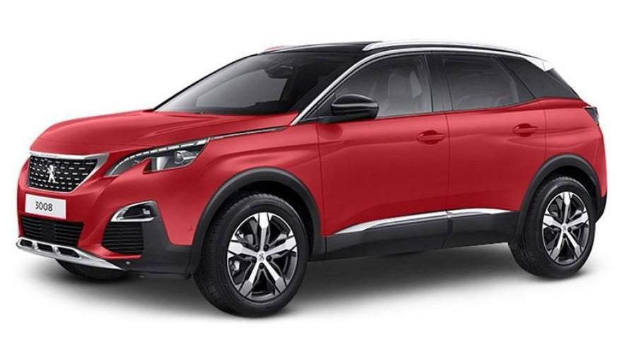 Peugeot 3008 2019 Others 014