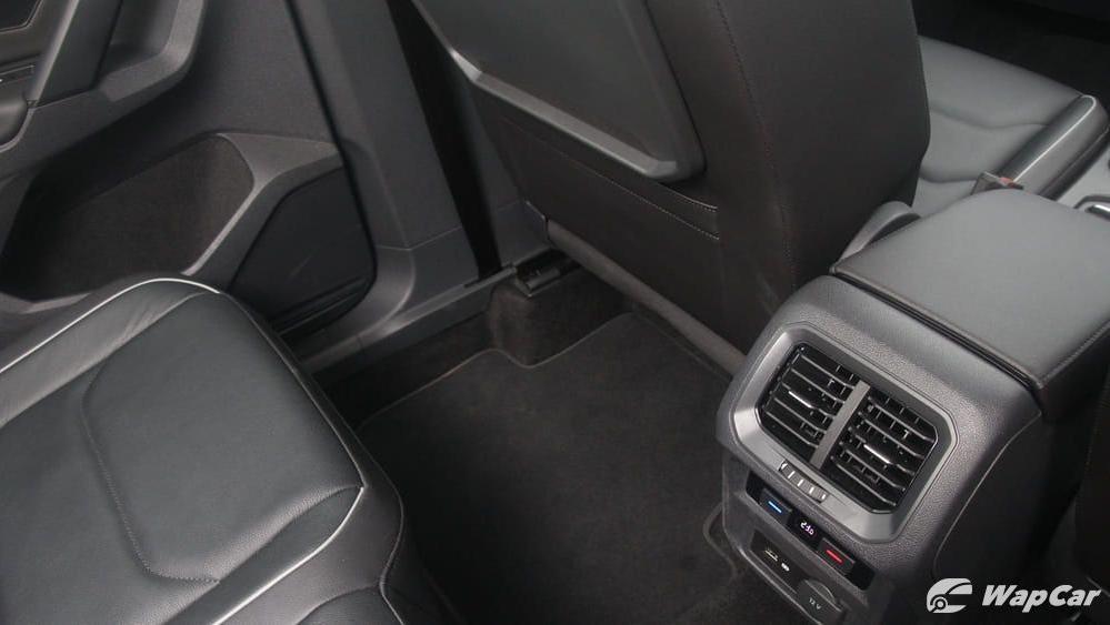 Volkswagen Tiguan 2019 Interior 050