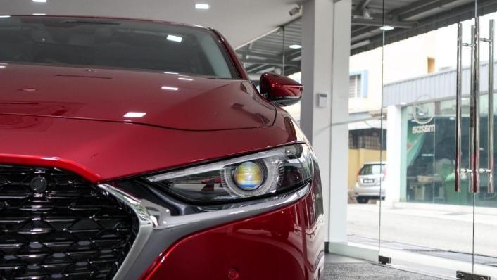 Mazda 3 2019 Exterior 006