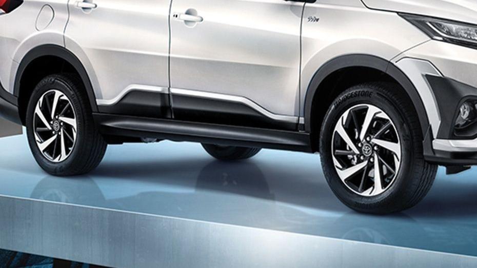 Toyota Rush 2019 Exterior 035