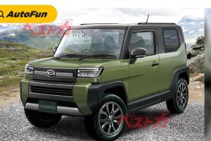Setelah Daihatsu Rocky 2021, Daihatsu akan Siapkan SUV baru pesaing Suzuki Jimny