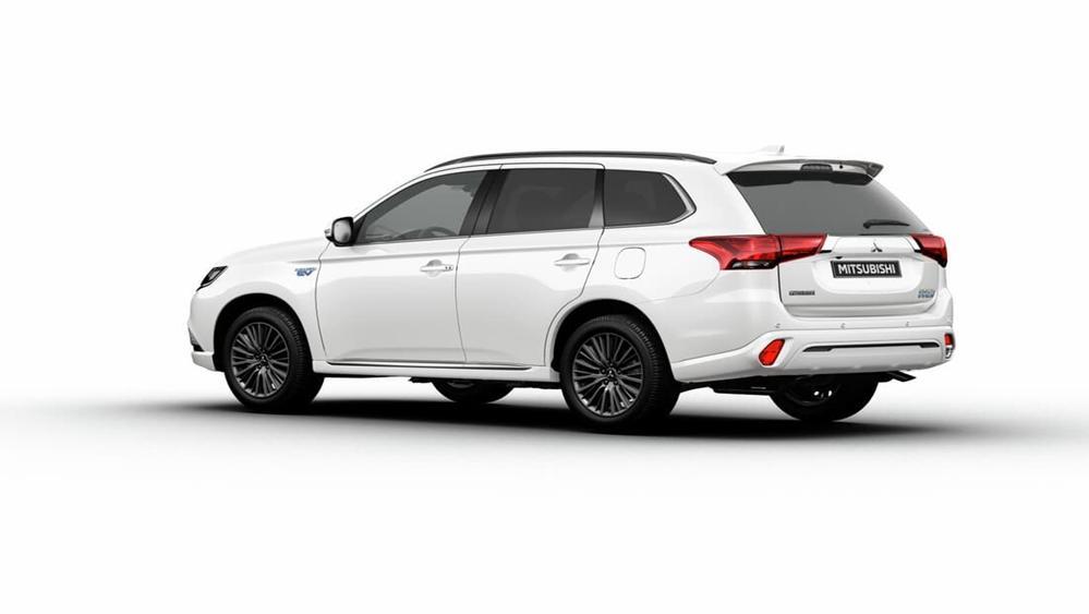 Mitsubishi Outlander PHEV 2019 Exterior 005