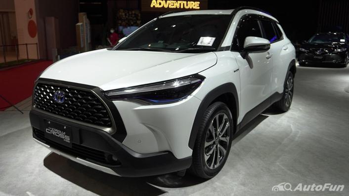 2021 Toyota Corolla Cross Exterior 001