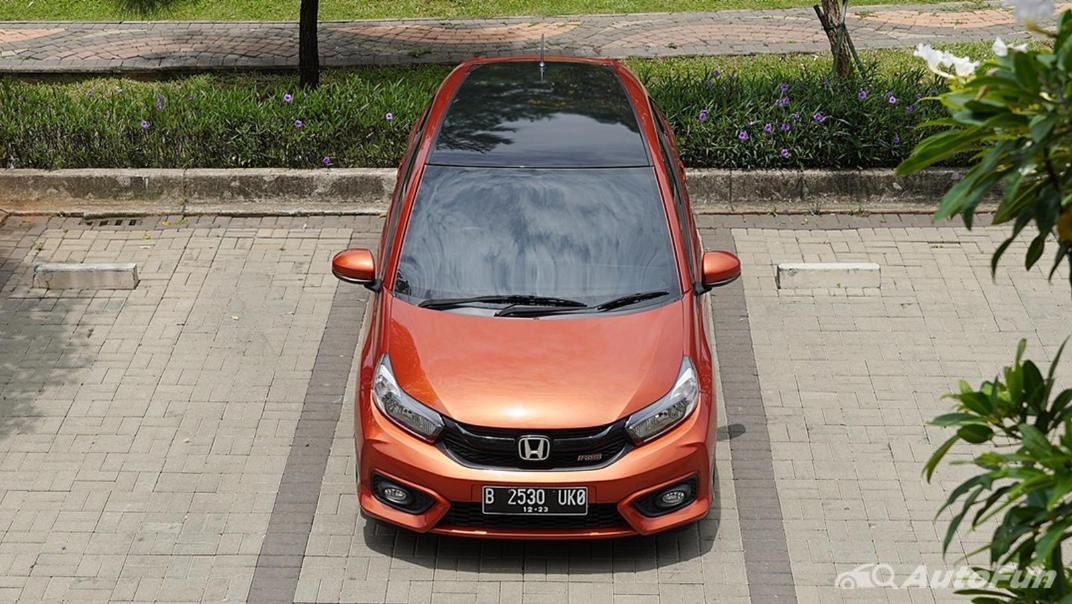Honda Brio RS CVT Exterior 013
