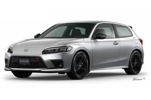 Begini jadinya Kalau Honda Civic Hatchback 2022 Disulap Jadi Civic Estilo EG6