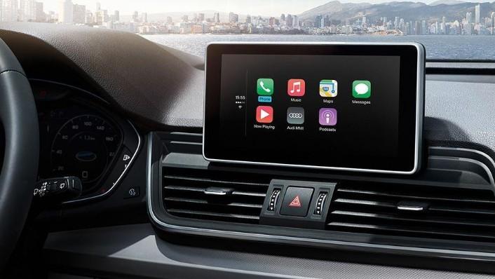 Audi Q5 2019 Interior 006