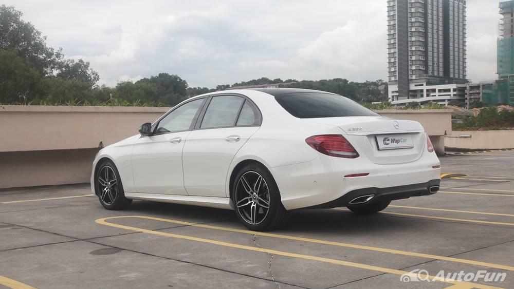 Mercedes-Benz E-Class 2019 Exterior 033