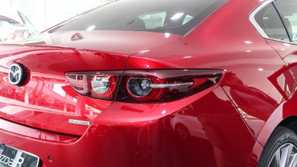 Mazda 3 2019 Exterior 012