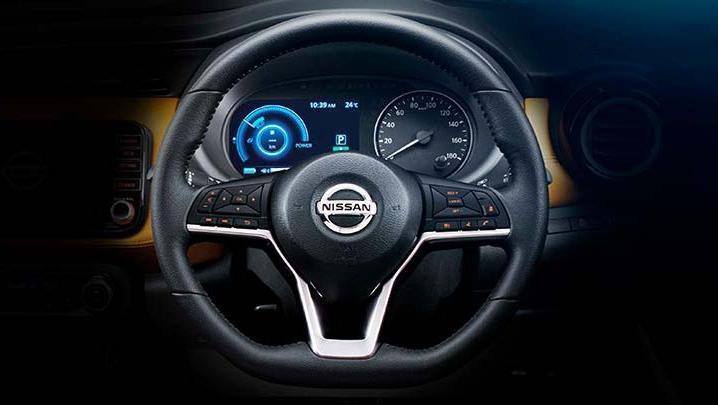 2020 Nissan Kicks e-POWER Interior 004