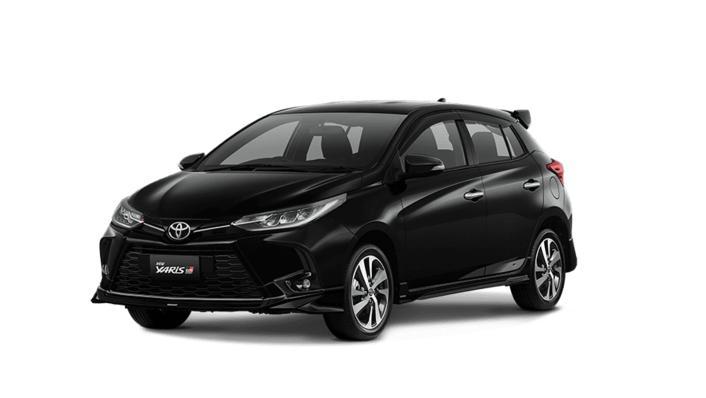 2021 Toyota Yaris 1.5 S CVT GR Sport 7 AB Exterior 001