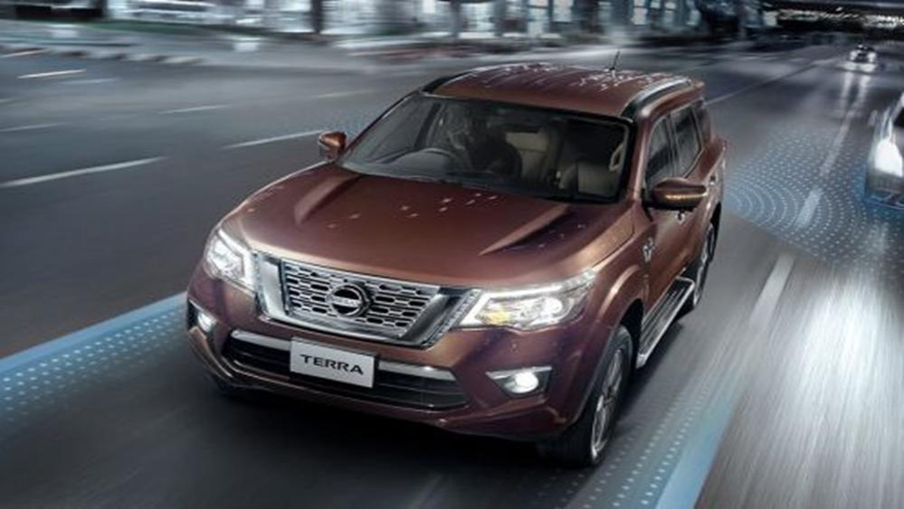 Nissan Terra 2019 Exterior 002